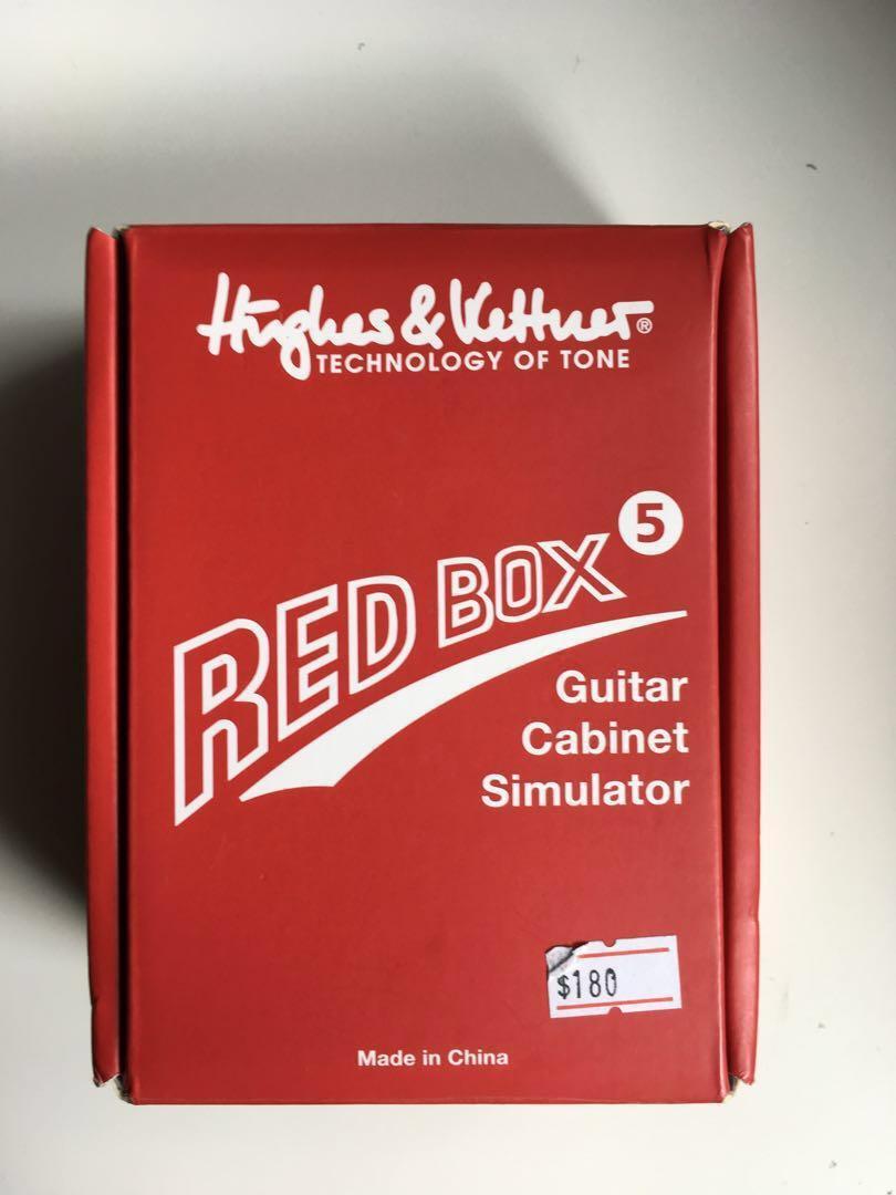 Price reduced H&K Redbox 5, Music & Media, Music Instruments
