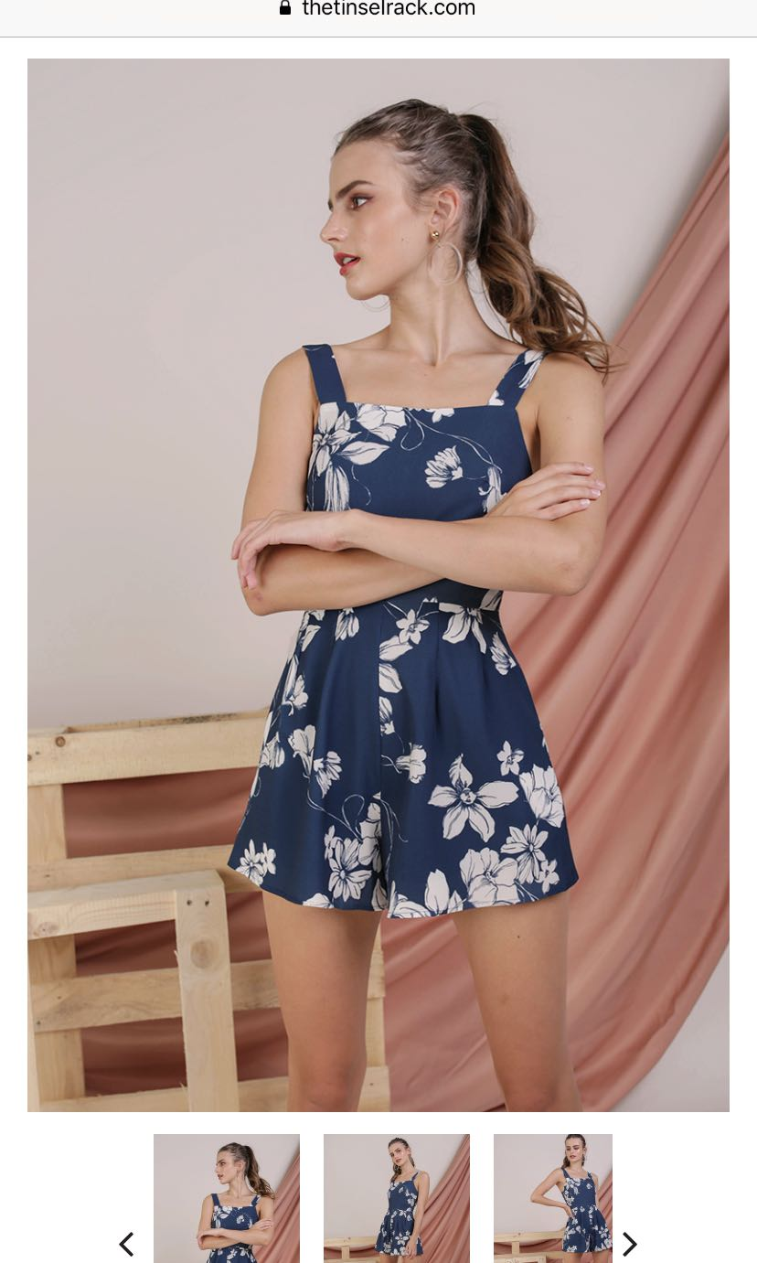 a69141080938 Romper (Thetinselrack)