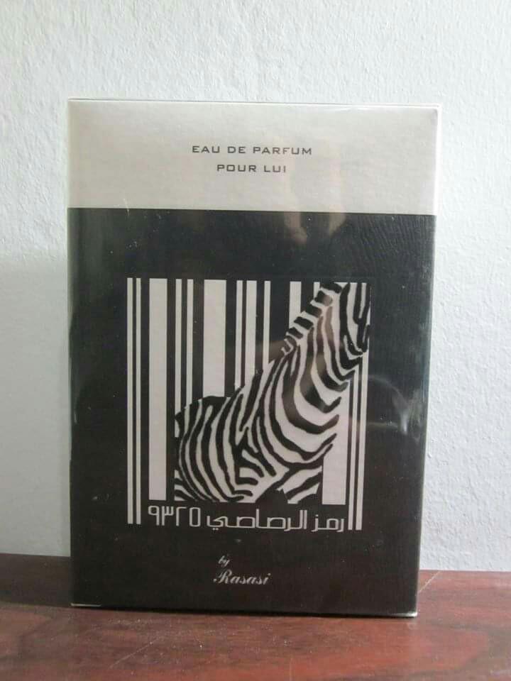 Rumz Al Rasasi 9325 Pour Lui Zebra On Carousell