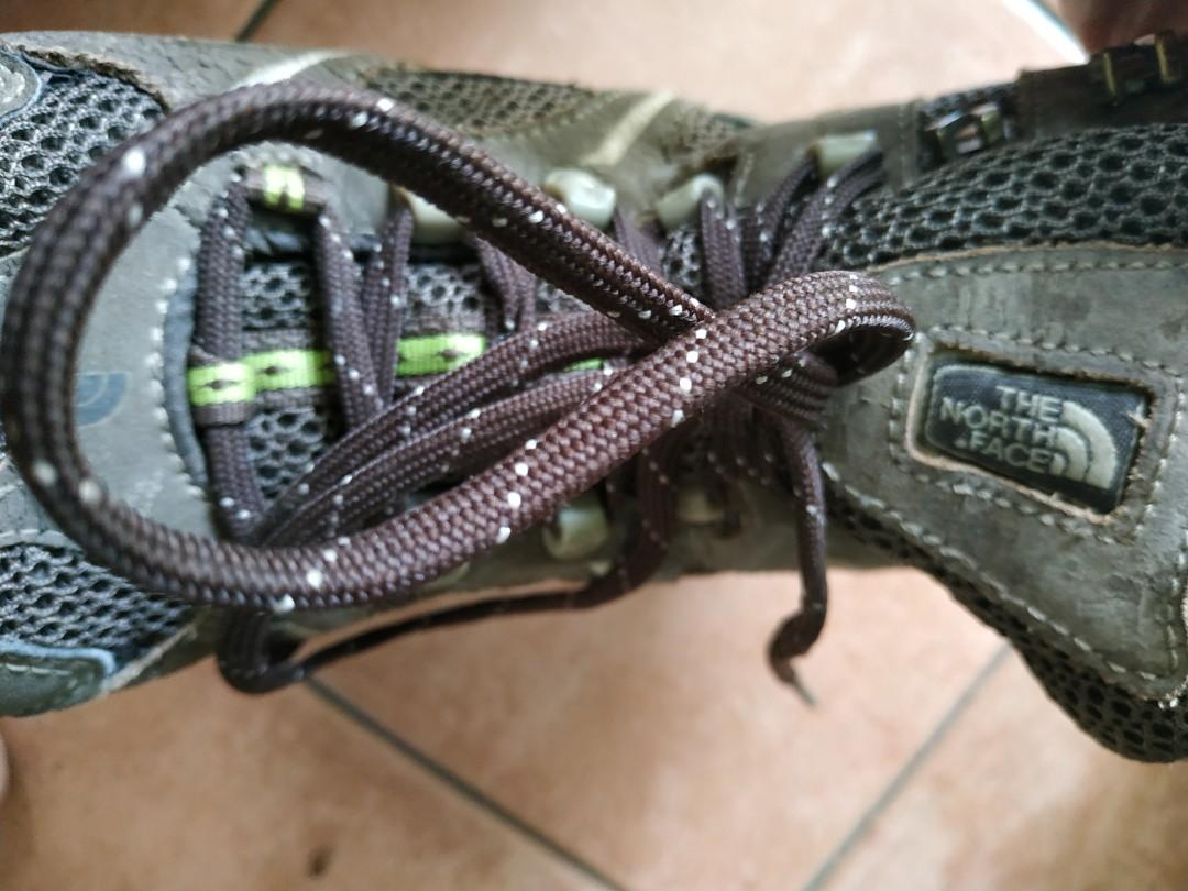 The north face boots with vibram soles size 38
