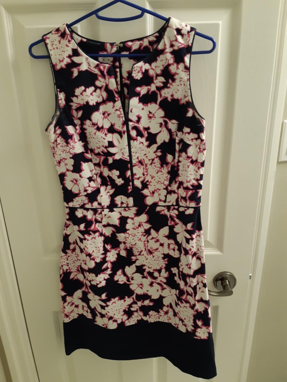 Tommy Hilfiger floral dress