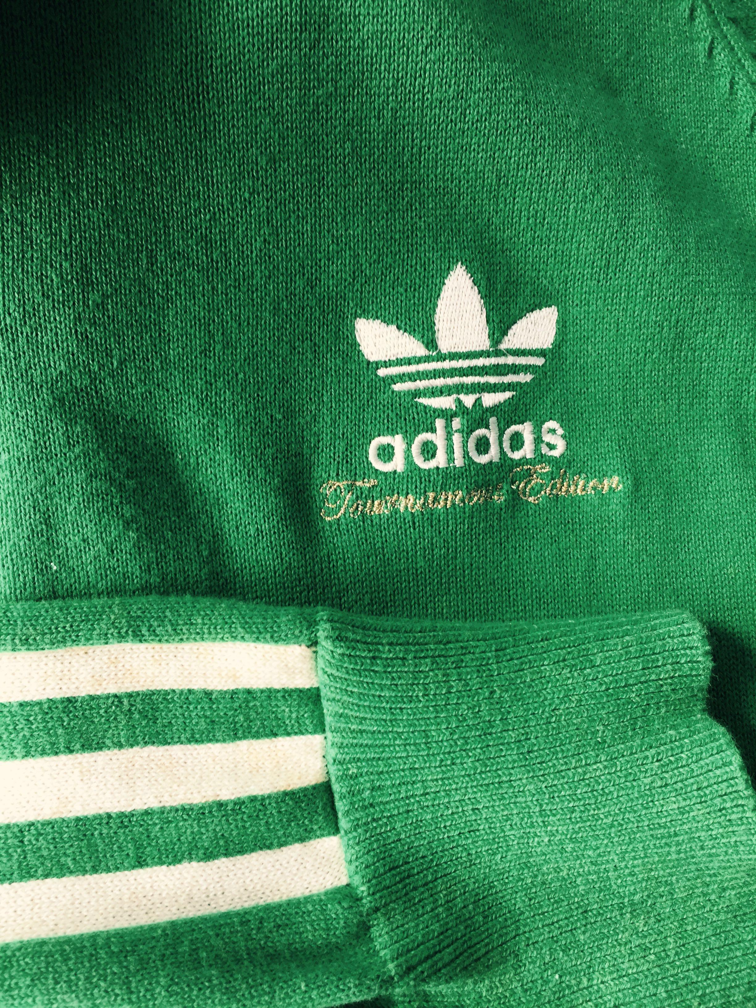 Vintage Adidas Originals Tournament Edition 1949 Jacket