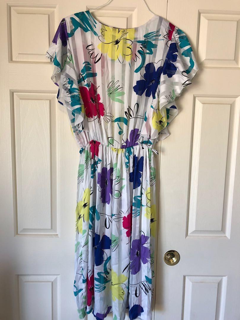 Vintage Summer Dress ✨