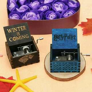 Music Box - Game of Thrones & Harry Potter