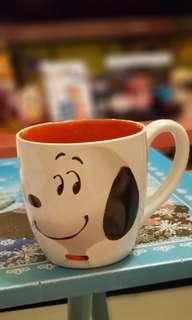 snoopy mug 陶瓷杯