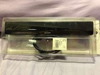Sharp USB Active Speaker System.