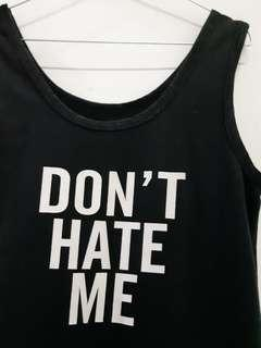 Don't Hate Me Dress