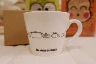 MOS burger 杯