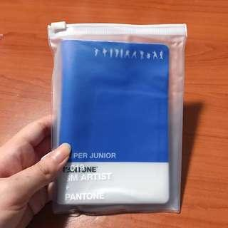 🚚 super junior pantone sum goods passport case