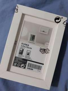 Ikea Frame RIBBA 10×15cm
