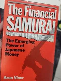 The Financial Samurai by Aron Vilner