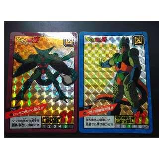 Dragonball power level part 3 and 4 loose prism