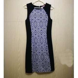 Bodycon Pattern Dress