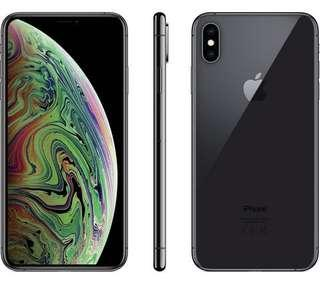 New not open IPHONE XS Max 64 GB