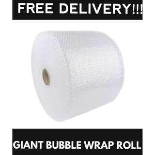 ✨ Bubble Wrap 100m * 50cm (FREE DELIVERY) - Premium - 2019 Sales~