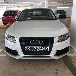 Audi A4 Daily Car Rental