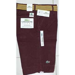 Lacoste short for Men