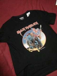 Iron Maiden vans kaws vintage Metallica band bmx uniqlo