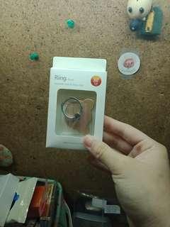 🚚 小熊造型手機扣環