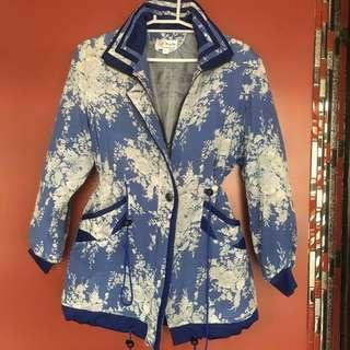 Vintage Chinese Long Jacket