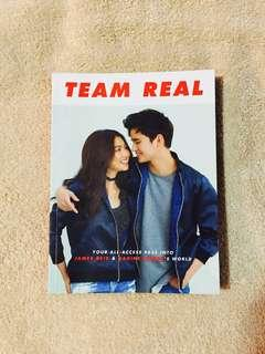 Team Real book