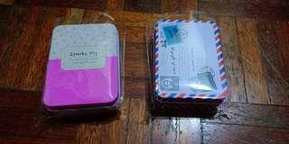 Small Iron Boxes #MFEB20