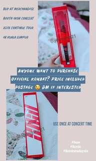 Official iKON Lightstick Ver1