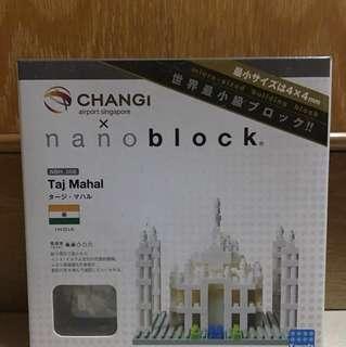BNIB Nanoblock NBH_008 Taj Mahal