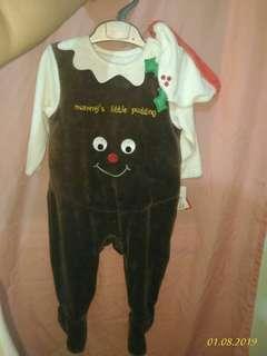 Mummy's Little Pudding costume set