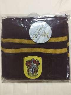 Changi Airport Harry Potter Gryffindor Knitted Scarf