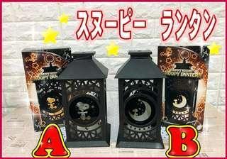 Snoopy 花園燈、枱燈、夜燈$180