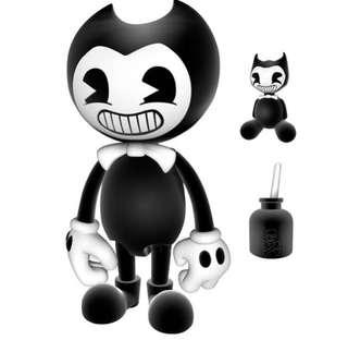 "Bendy And The Ink Machine 5"" figurine"
