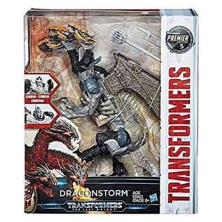 Transformers Dragonstorm leader class