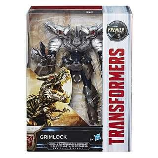 Transformers Grimlock Voyager Class The Last Knight