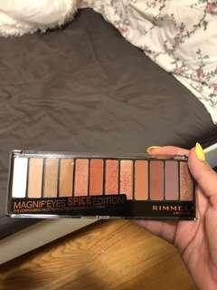 Maybelline Spice Palette