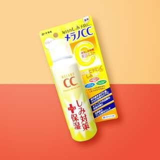 Rohto Melano CC Vitamin White Mist (100g)
