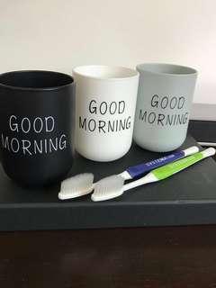 Rinsing Mug