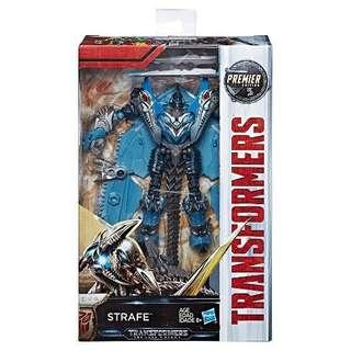 Transformers Strafe The Last Knight Deluxe Class
