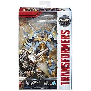 Transformers Dinobot Slug The Last Knight Deluxe Class