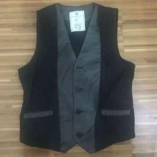 Penshoppe - Two-toned Vest (Semi-fit)