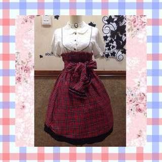 2 WAY Skirt Liz Lisa Doll