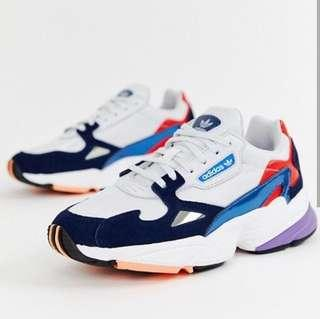 Adidas Falcon Ladies Shoes UK6.5