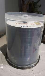 Verbatim DVD-R blank discs 100pack