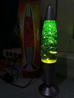 Glitter Lamp #bersihbersih
