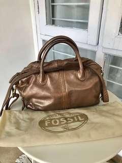 Fossil Bag - Boston type