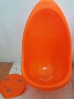 Preloved toilet training buat cowo #bersihbersih
