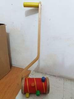 Mainan kayu ikea #bersihbersih