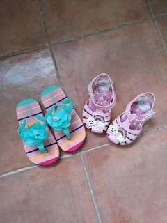 Sandal x 2 pairs