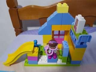 Lego Duplo Doc Mcstuffins 10606