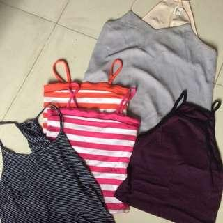 halter bundle! get all for 150!